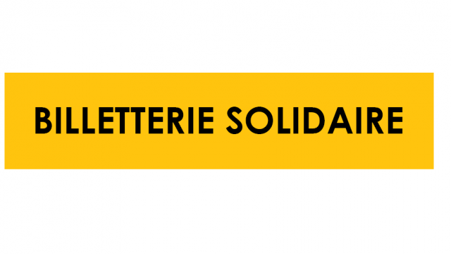 Billetterie-solidaire