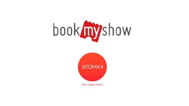 BookMyShow-AtomX