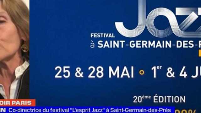 Donatienne-Hantin-Jazz-St-Germain-des-Pres-BFM-Paris