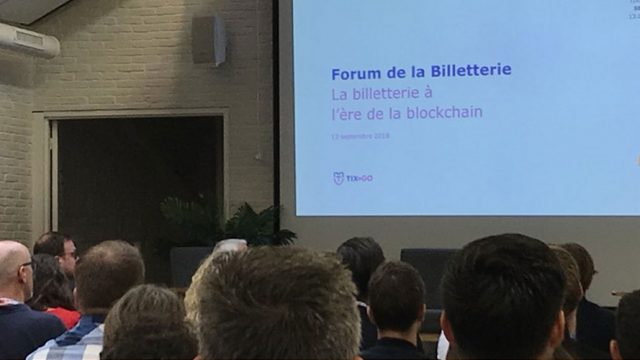 ForumBilletterieParis-Blockchain