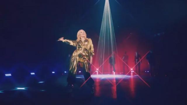 Kylie-Minogue-livestream