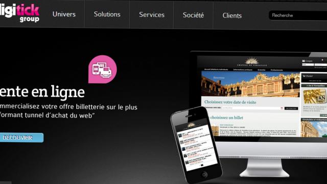 digitick-news-site