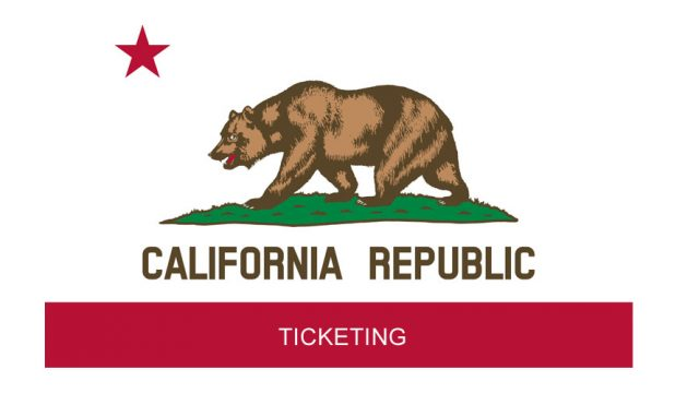 ticketing-california