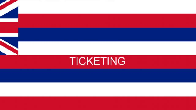 ticketing-hawaï