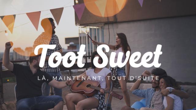 toot-sweet